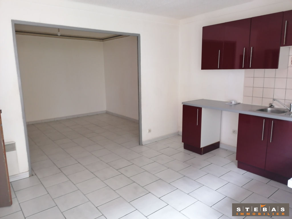 MONTEUX - APPARTEMENT - TYPE 2 2/5