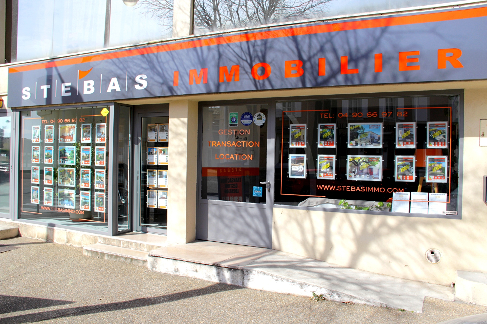 STEBAS IMMOBILIER